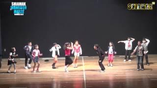 Party Rock Anthem - Junior Advance - Powai -  SHIAMAK'S Monsoon Masti 2012 - Mumbai