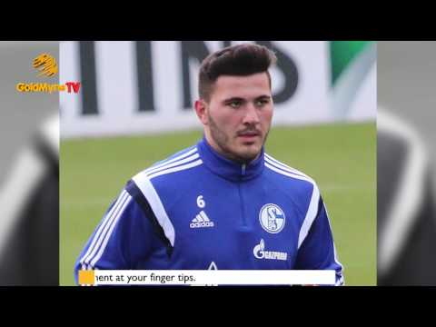 SCHALKE'S SEAD KOLASINAC HAS BEEN STRONGLY  LINKED WITH A MOVE TO ARSENAL