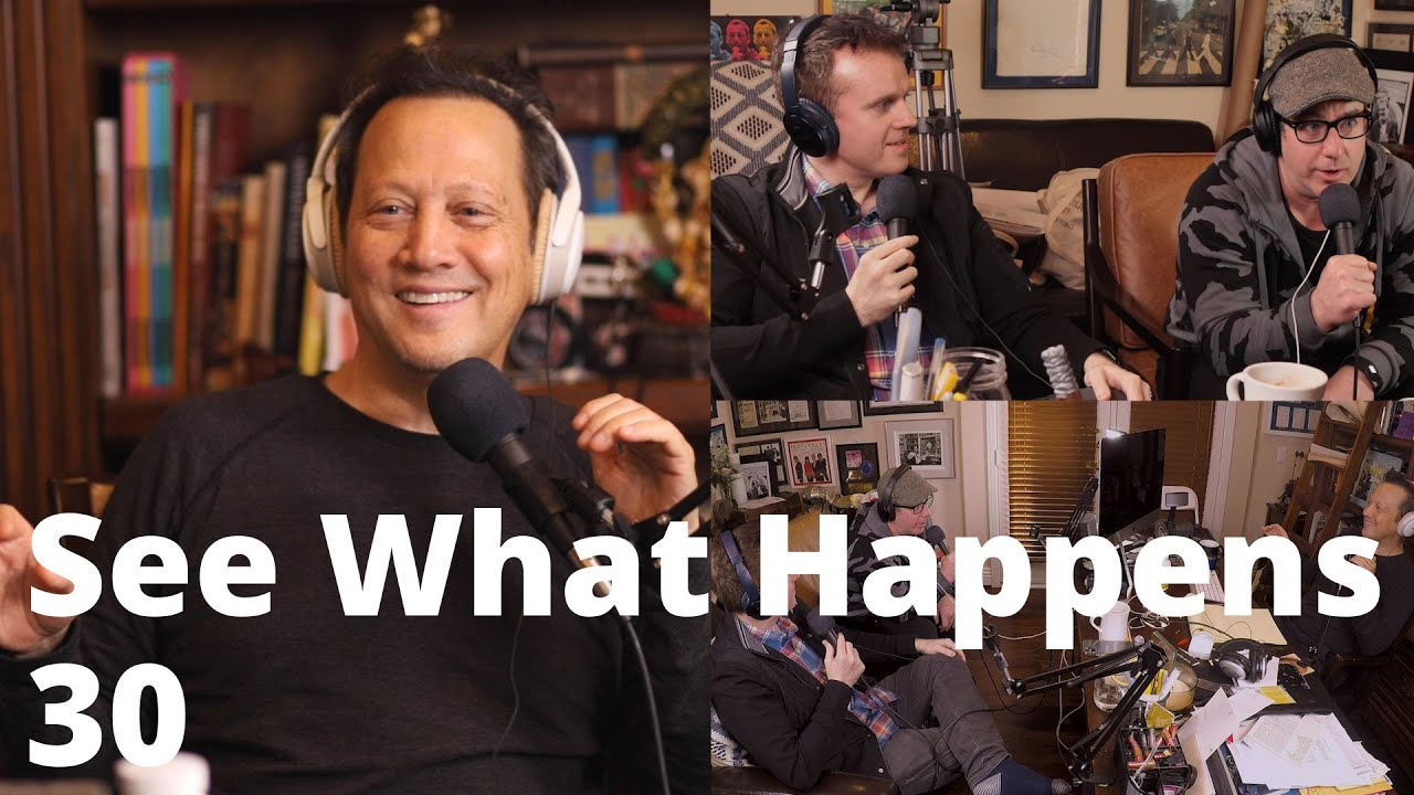 Rob Schneider's See What Happens Podcast Woke: A Guide To Social Justice with Titania McGrath Part I