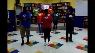 GO HARD OR GO HOME - JUST FINE LINE DANCE - MARY J BLIGE INSTRUCTIONS