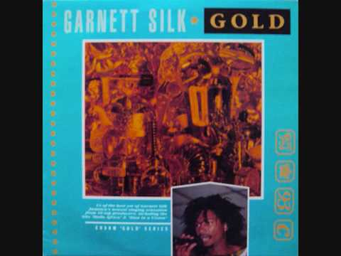 Garnett Silk - Gold - 1993 (LP)