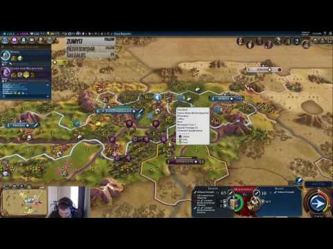 Civ6 Shorts: So... Great Generals Stack!