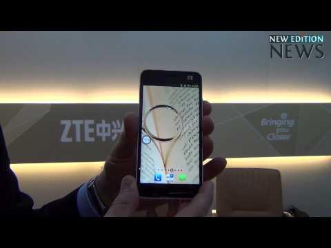 ZTE Grand Memo & Grand S LTE & Grand X In @ MWC 2013 - Romanian