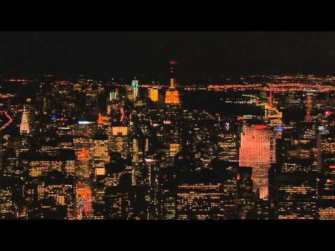 Night Aerials - MANHATTAN AT NIGHT / Vic Mizzy - On Shroud No. 9