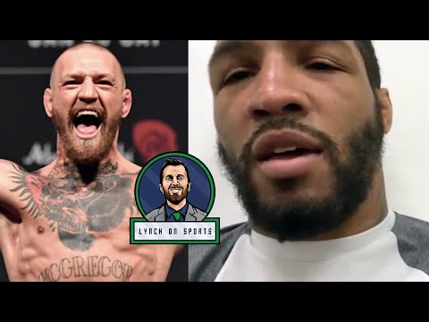 """""""Drugs are a hell of a thing"""" 😲 Kevin Lee on Conor McGregor's downfall"""