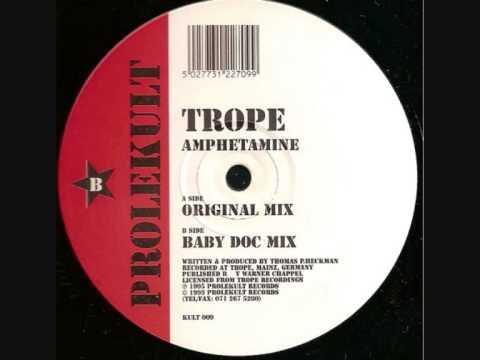 Disco Storia - Trope - Amphetamine (Original Mix)