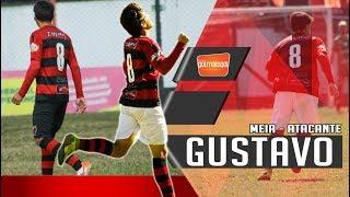 ⚽ GUSTAVO - MEIA / ATACANTE - Gustavo Ananias de Oliveira