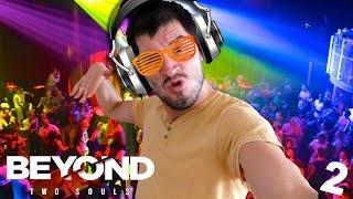 EL DJ DE LA FIESTA   Beyond Two Souls (2) - JuegaGerman