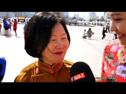 Ulan Batur / Moğolistan - Dünyadaki Türkiye -TRT Avaz