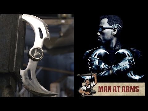 Blade's Daywalker Glaives - MAN AT ARMS