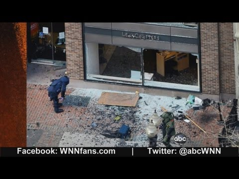 Boston Marathon 2013: Explaining the Explosions