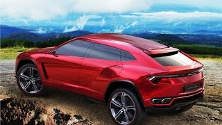 2017 Lamborghini Urus SUV Official Review Video - Photo - Images - First Drive - Exclusive - 2018