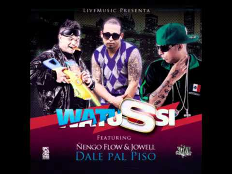 Dale Pal Piso   Watussi Ft  Jowell y Ñengo Flow Normal Videos De Viajes
