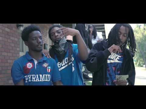 Young Flicka Ohgee Bally & LoudPack D - Stepping (Official Music Video)