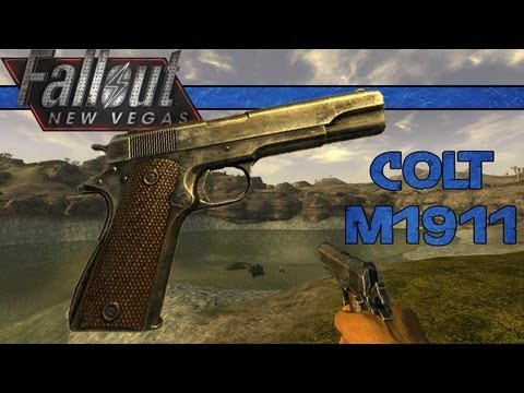 how to get the colt m1911 in bf3