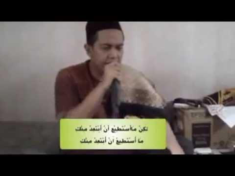 ku tak  bisa versi arab