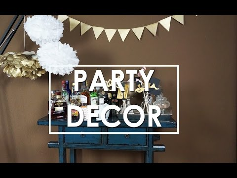 Easy Party decooration DIY | Eileena Ley