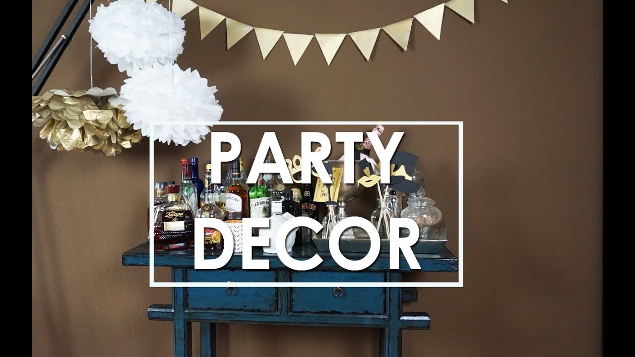 einfache diy party deko ideen pompoms selber basteln. Black Bedroom Furniture Sets. Home Design Ideas