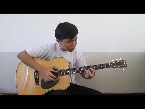 (Văn Mai Hương) Nếu như anh đến - Fingerstyle Guitar Cover by Tran Quoc Huy