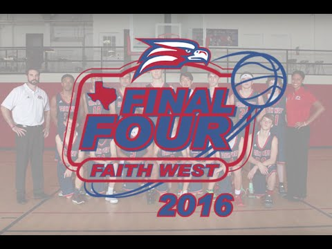 15-16 Faith West Academy - TAPPS 3A State Semi-Final