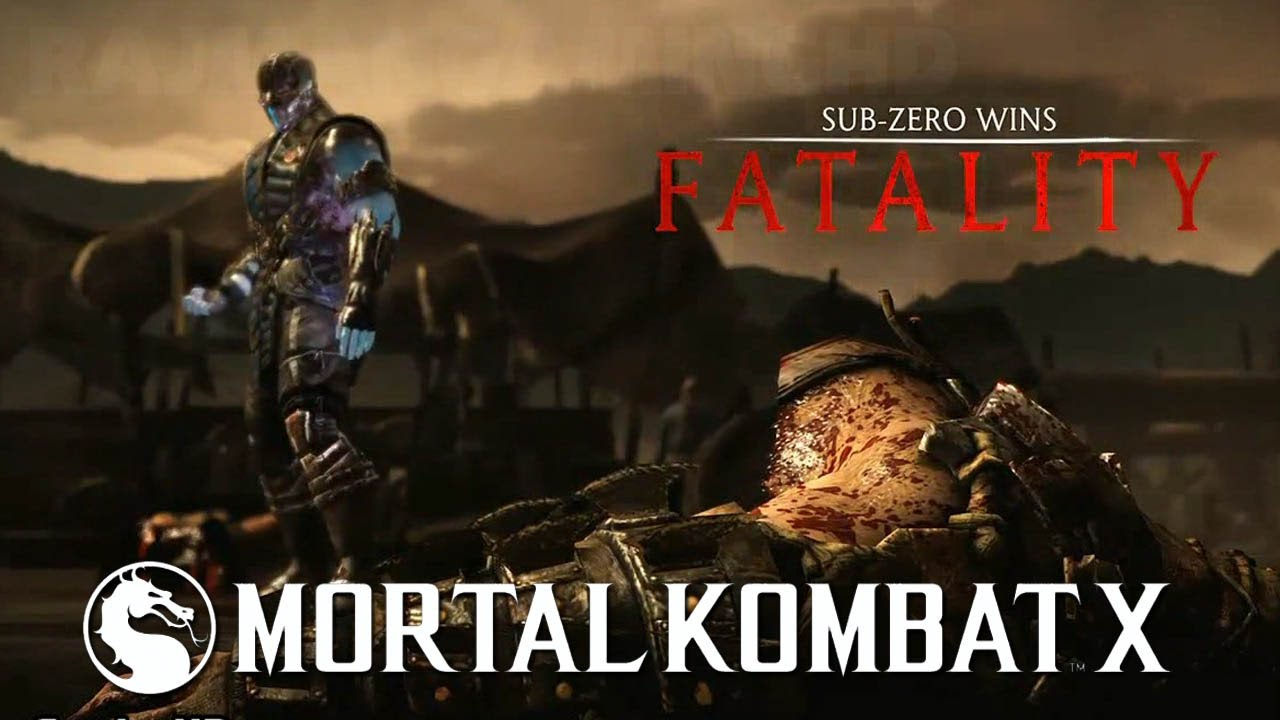 how to play mortal kombat x ps4