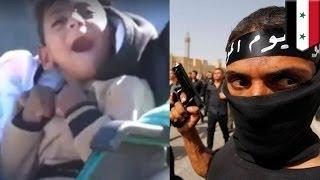Боевики ИГИЛ казнили 38 детей с синдромом Дауна