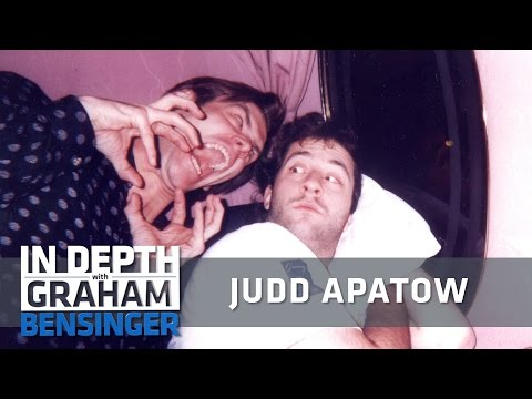 Judd Apatow: Adam Sandler and Jim Carrey were funnier