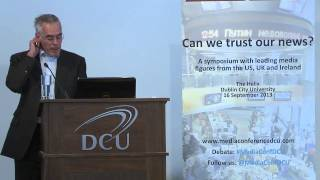 Can We Trust Our News? 11 - Keynote - Peter Horrocks