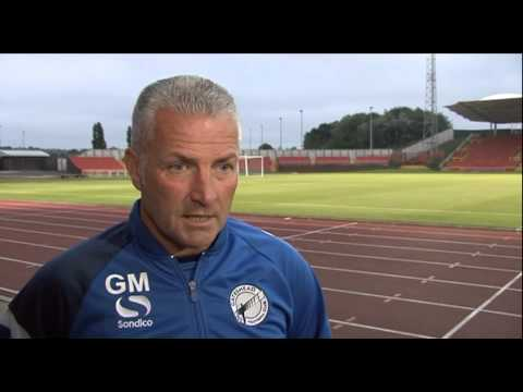 GARY MILLS LEYTON ORIENT POST-MATCH REACTION