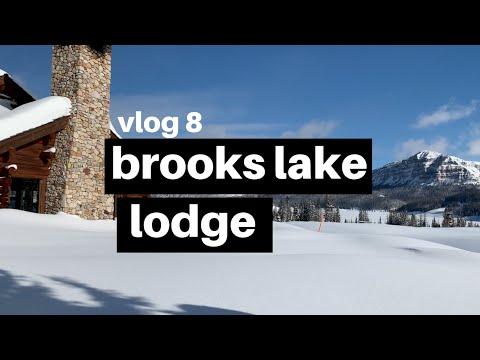 Vlog 8: Brooks Lake Lodge