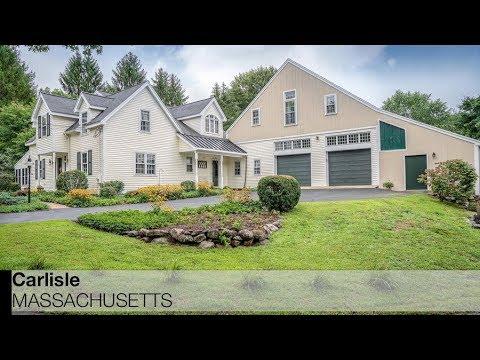 Video of | 439 Stearns Street Carlisle Massachusetts real estate & homes by The Senkler Team