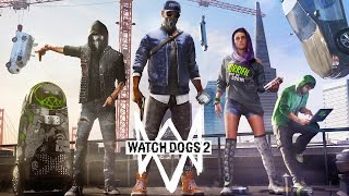 Meet Marcus and DedSec - Watch Dogs 2: Remote Access (Episode 1 - Official)