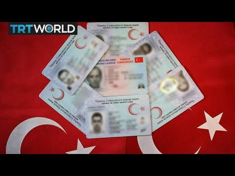 The Turkish government eases requirements for citizenship