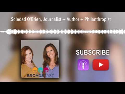 Soledad O'Brien, Journalist + Author + Philanthropist