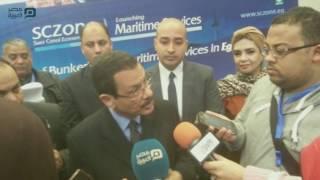 مصر العربية | أحمد درويش: مصر ستعود بقوة لخدمات تمويل السفن