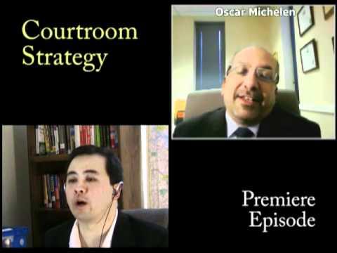 Courtroom Strategy: Episode 1 (Lindsay Lohan Legal Problems)