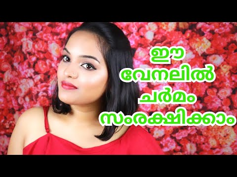 Summer Skin & Hair Care by Kama Ayurveda | Go Glam with Keerthy