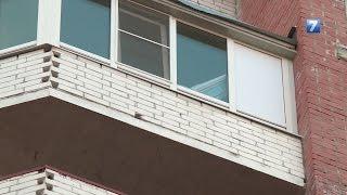 Незаконная перепланировка привела к трещинам на доме - youtu.