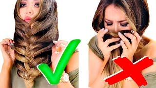 Top 6 Amazing Hairstyles Tutorials Compilation 2017  #5