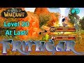 Let's Play World Of Warcraft #9: Level 20!
