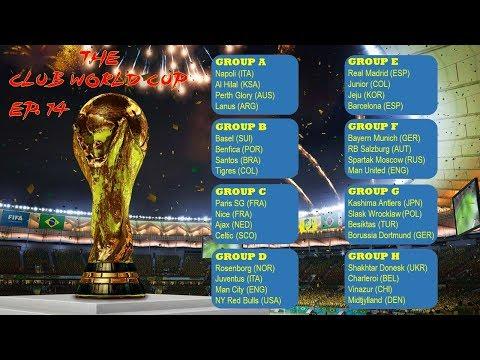 FIFA 18 Club World Cup Ep 14 - Shakhtar vs Vinazur