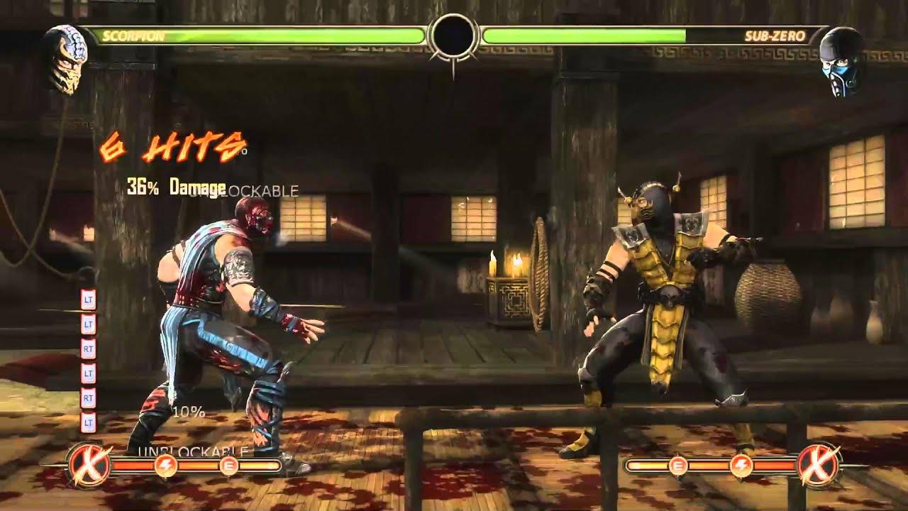 Mortal Kombat 9 Komplete Edition Pc Fatalities - Year of