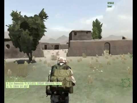 Arma 2 Lost Brothers Gulf War mod (LoBo Gulf War)
