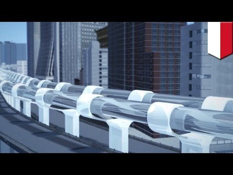 Hyperloop could be built for Jakarta, Indonesia if new venture succeeds - TomoNews