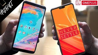 ONEPLUS 6 vs ONEPLUS 5T! (Price, Specs, Camera, Battery!)