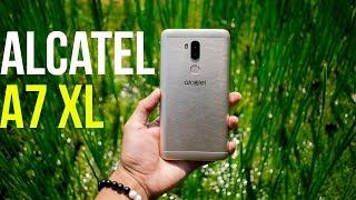 ALCATEL A7 XL REVIEW | UN EQUIPO GRANDE!
