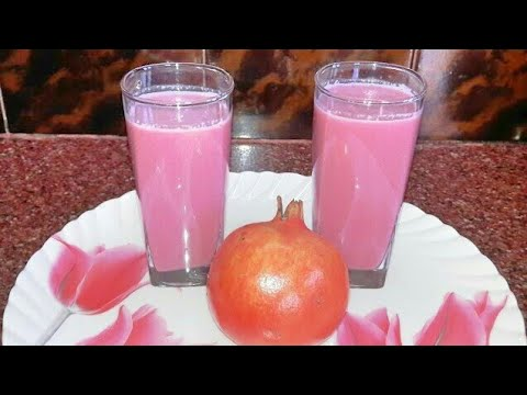 Mathulai Juice / Pomegranate Juice in tamil / மாதுளை சாறு