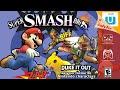 Smash Bros 4 in 64 Intro Style