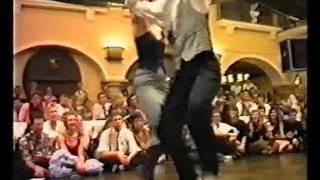 �������� ���� Deutsche Meisterschaft Boogie Woogie 1992 – Marcus & Bärbl ������