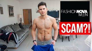 Is Fashion Nova A SCAM? | Men's Fashion Nova Try-On Haul